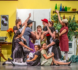 The Drowsy Chaperone - By UTHS