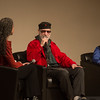 Citizen Clark...A Life of Principle: Film Screening and Panel Discussion<br /> The Auditorium, Alvin Johnson/J.M. Kaplan Hall<br /> NYC, USA - 2017.12.16<br /> Credit: Ernst/JGrassi
