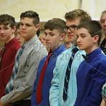 8th grade promotion mass . 5.24.18