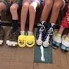 2 pj slippers