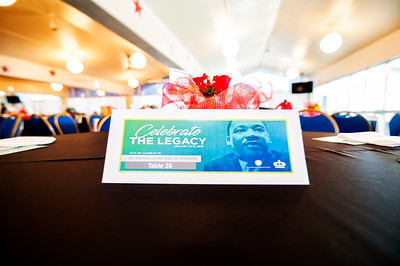 Martin Luther King Jr. Growing The Dream Luncheon & Awards Ceremony @ JCSU 1-13-18 by Jon Strayhorn