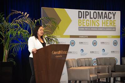 Diplomacy Begins Here Summit @ The Omni 8-30-18 by Jon Strayhorn