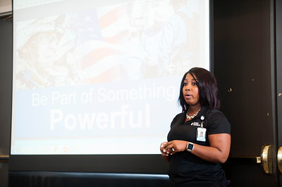 Heroes For Hire Brunch & Career Fair by Charlotte Works 5-31-18 by Jon Strayhorn