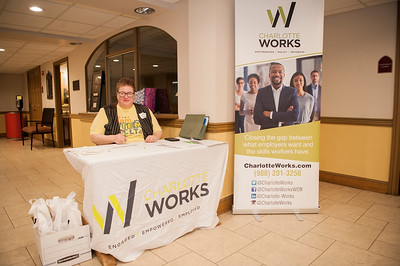 iamSTEM CLT Expo Presented by Charlotte Works @ Covenant Presbyterian 6-27-18 by Jon Strayhorn