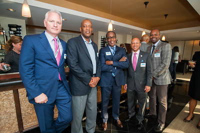 Mayor Vi Lyles Welcome Reception Hosted by The Peebles Corp @ Bentley's on 27th 6-7-18 by Jon Strayhorn