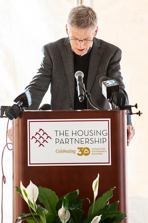 The Housing Partnership Mezzanine at Freedom Ground Breaking 12-11-18 by Jon Strayhorn
