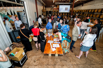 Small Business Month Kickoff @ Resident Culture Brewing 5-1-18 by Jon Strayhorn