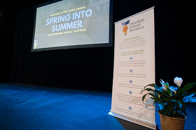 Spring Into Summer with Freedom School Partners @ Booth Playhouse 4-19-18 by Jon Strayhorn