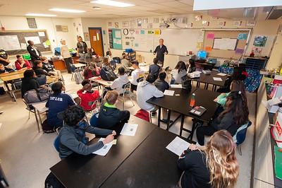 We Care Solar National STEAM Day @ Kennedy Middle School 11-8-18 by Jon Strayhorn