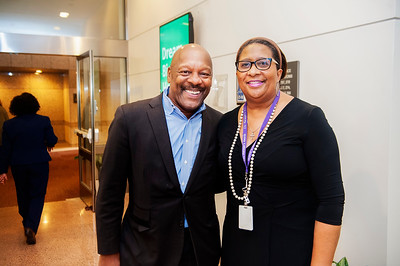 Charlotte Town Hall : Where Access Meets Opportunities  with Council Mitchell & Sec Machelle Sanders @ Charlotte Government Center 10-30-18 by Jon Strayhorn
