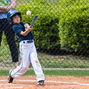 "April 24, 2018 - Peach Little League C Ball Tigers vs. Rams at Wilkinson Field.  Photo by John David Helms,  <a href=""http://www.johndavidhelms.com"">http://www.johndavidhelms.com</a>"