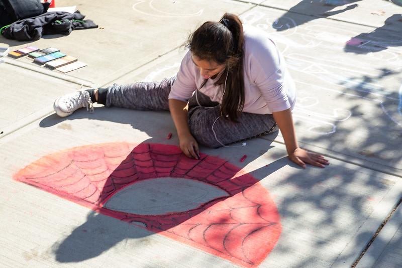Yakima Chalk Art Festival<br /> N. 3rd Street, Downtown Yakima