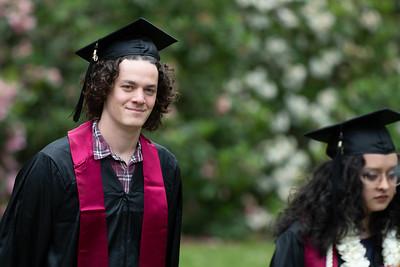 2019 Willamette University Commencement