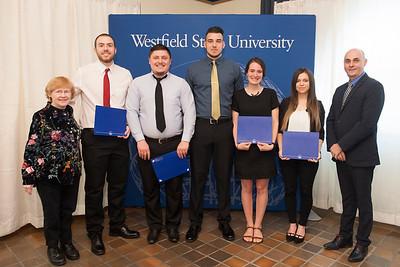 Academic Achievement Awards, April 2018