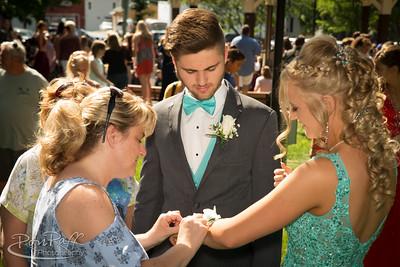 2018 Akron High School Prom.