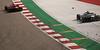 Vettel Passing Bottas - 2018
