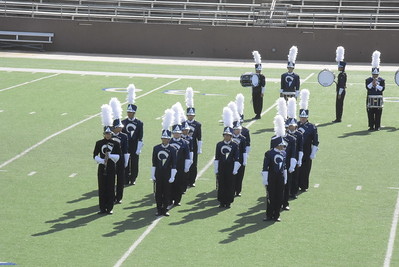2018 Band Competition at GPISD