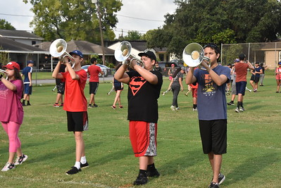 2018 Band of Gold Summer Practice