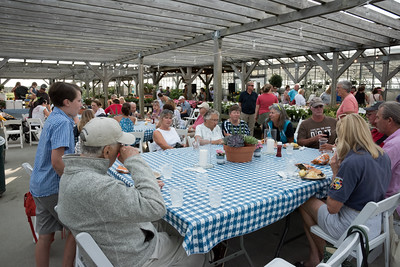 Bartlett's Farm 175th Anniversary Party, Nantucket, Massachusetts, July 29, 2018