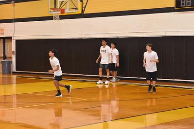 2018 Basketball Practice