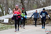 Bentonville Half Marathon Runners pushed through the brutal cold, conquering the final mile and dreaded Crystal Bridges Hill.