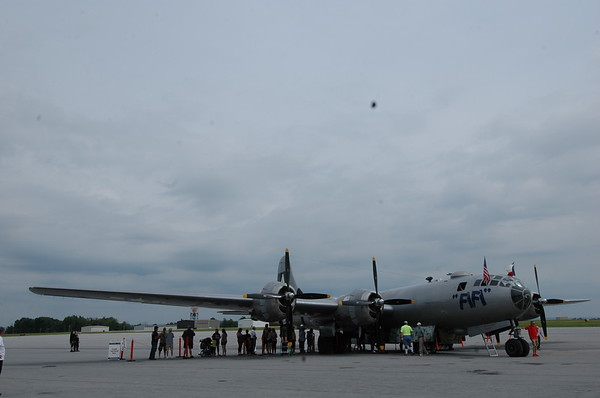 2018 CAF AirPower History Tour @ Johnstown