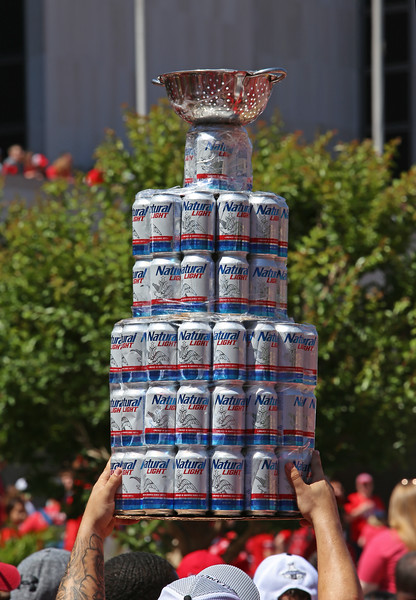 Washington Capitals Stanley Cup Celebration