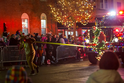 2018 Christmasville Fire Truck Parade