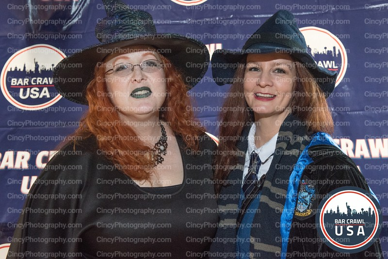 2018 Cincinnati Harry Potter Bar Crawl Photos