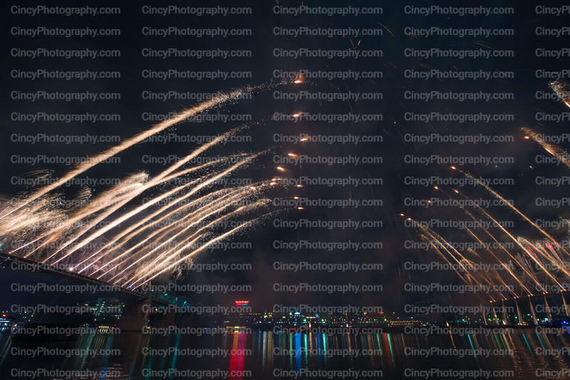 2018 Cincinnati WEBN Fireworks Photos