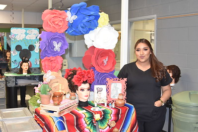 2018 Cosmetology Station Contest