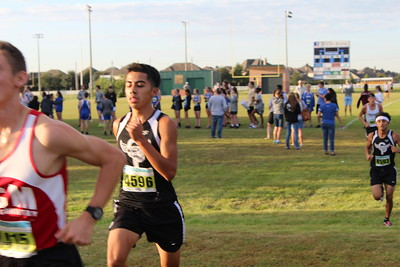 2018 Cross Country District Championship at Friendswood