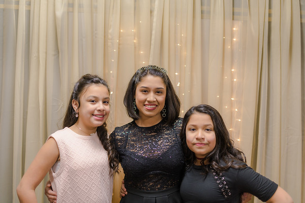 Devonay's Sweet 16, Lubbock TX (20 January 2018)