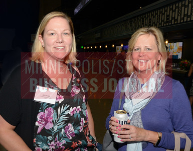 Jill Pettit (left) and Laurie Simonson of Froehling Anderson Ltd.