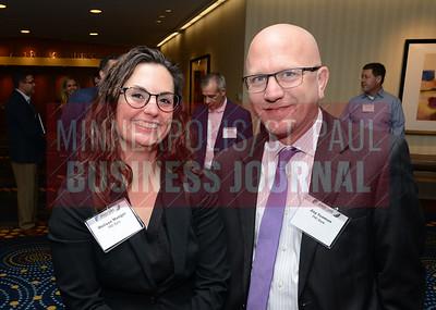 Melissa Munger and Jay Isaman of PNC Bank