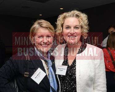 Gina Blayney (left) and Morgan Kinross-Wright