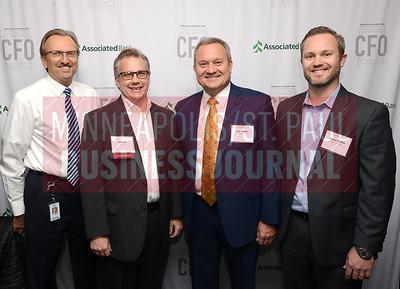 From left, Gary Volbert, Neil Lee, Jim Loffler and James Loffler