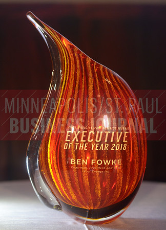 2018 Executive of the Year Event