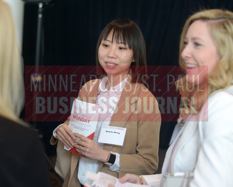 Carlson School of Management student, Bonita Wong, attended the MSPBJ Mentoring Monday event at the Science Museum of Minnesota.