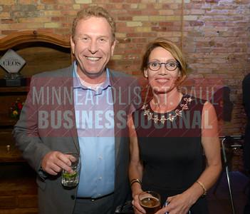 Ron Redding and Julie Owen