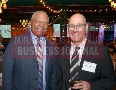 Walter Chelsey (left) and Henry Parkhurst