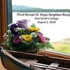 Third Annual St  Regis Neighbors Reception  (1)