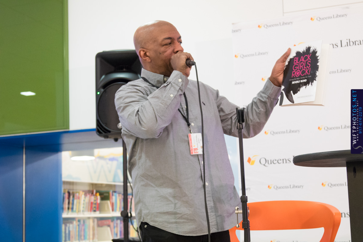 Black Girls Rock Book Signing at Central Library (3.13.18)