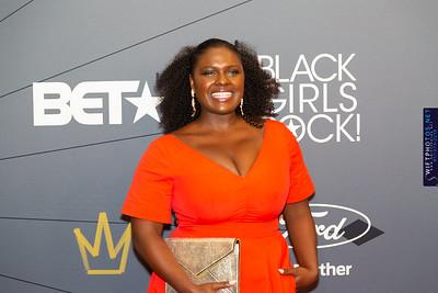 Black Girls Rock Red Carpet 2018