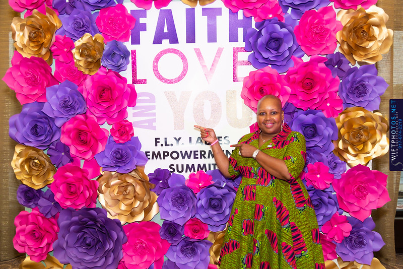 Faith, Love and You Ladies Empowerment Summit (8.4.18)