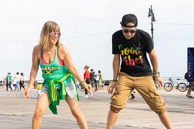 It's Just Dancing Pon di Board Walk (6.2.18)