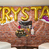 Krystal's 30th Birthday Celebration -Old School Style
