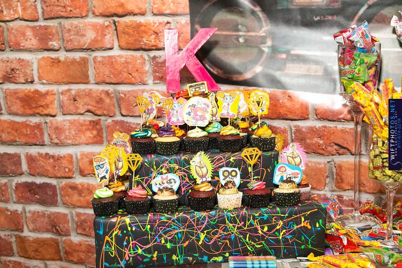 Krystal's 30th Birthday Celebration -Old School Style