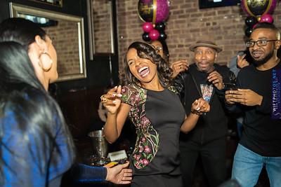 Selena Hill Birthday Celebration @ Cover Lounge (11.18.18)