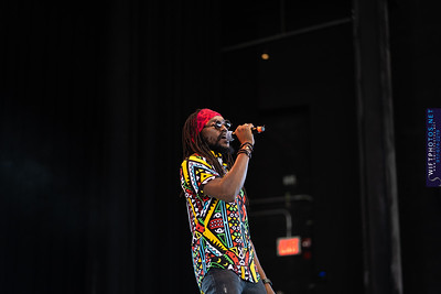 SumerSummer Stage FREE Show Featuring Barrington Levy Third World and Kabaka Pyramid (7.8.18)